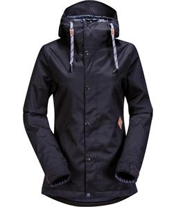 Volcom Bolt Insulated Snowboard Jacket Black