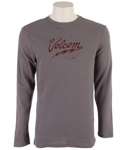 Volcom Bolt Script Thermal Charcoal