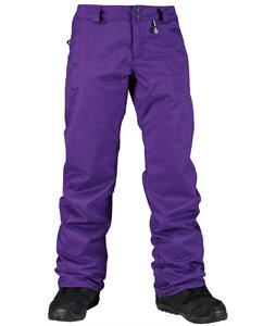 Volcom Boom Ins Snowboard Pants Violet