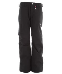 Volcom Boom Insulated Snowboard Pants Black