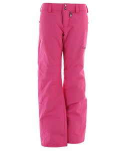 Volcom Boom Insulated Snowboard Pants Shocking Pink