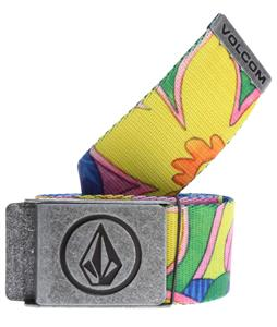Volcom Borderline Belt Art