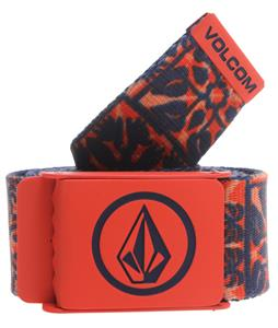 Volcom Borderline Belt Rad Red