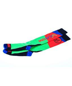 Volcom Booton Socks Blue