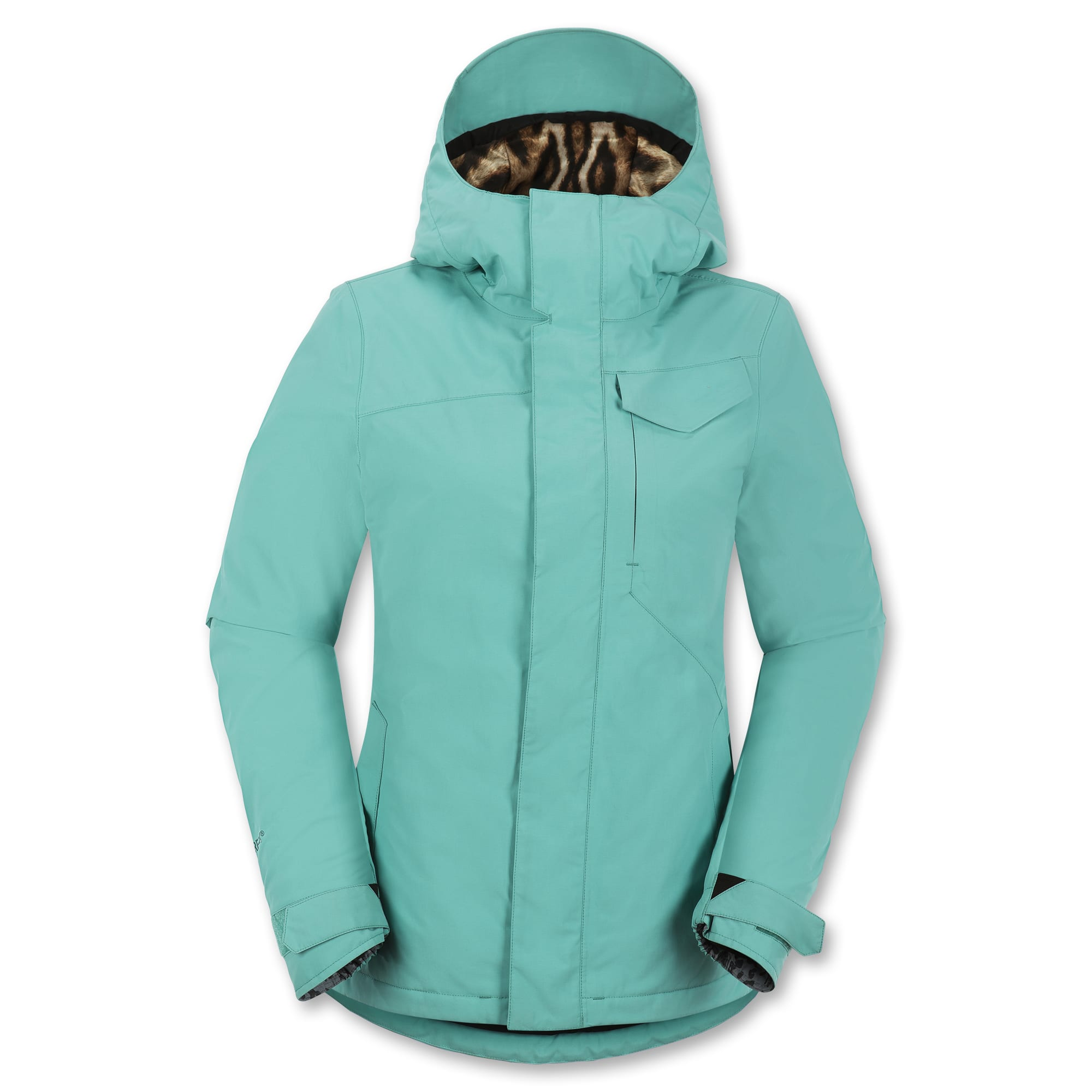 Volcom Bow Insulated Gore Tex Snowboard Jacket Womens