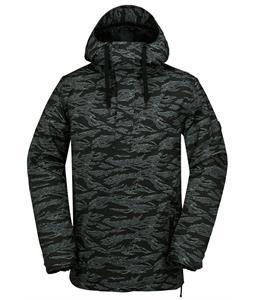 Volcom Brighton Pullover Anorak Snowboard Jacket
