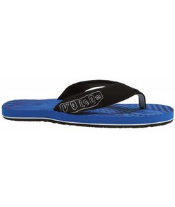 Volcom Burner Creedlers Sandals Blue