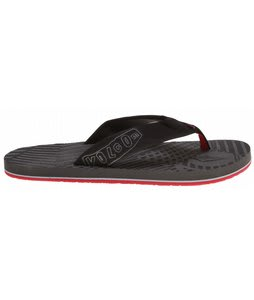 Volcom Burner Creedlers Sandals Pewter