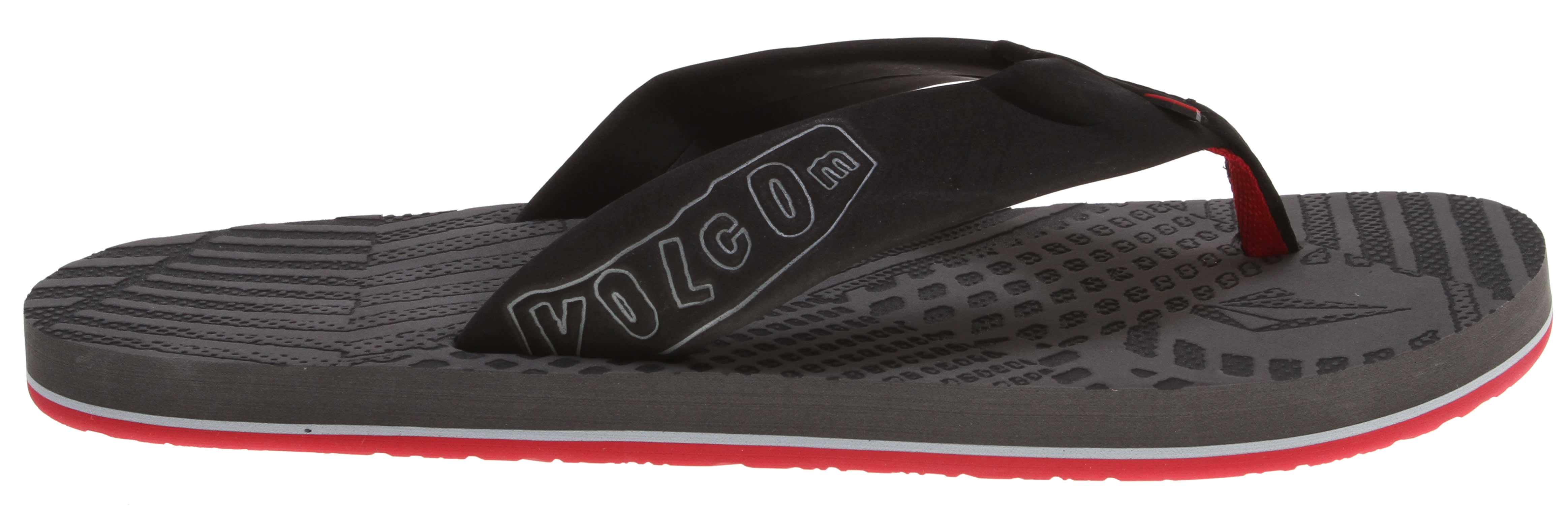 Volcom Burner Creedlers Sandals Pewter - Men's