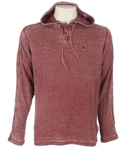 Volcom Burnt Burnout Thermal Crimson