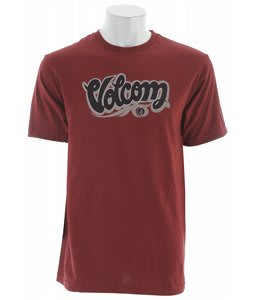 Volcom Calico T-Shirt Brick