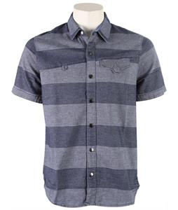 Volcom Cambro Shirt Marina Blue