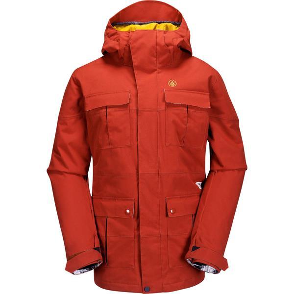 Volcom Captain Ins Snowboard Jacket