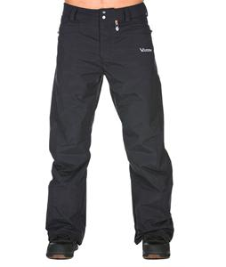 Volcom Carbon Snowboard Pants Black