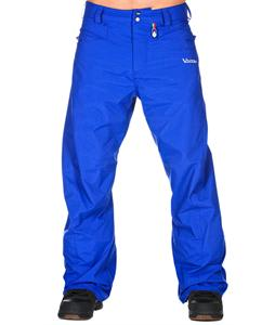 Volcom Carbon Snowboard Pants Blue