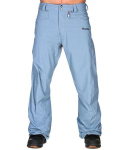 Volcom Carbon Snowboard Pants Silver