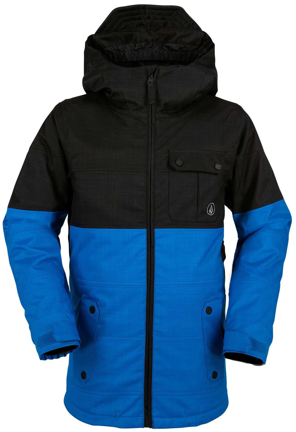 Volcom Cascade Insulated Snowboard Jacket Kids Youth