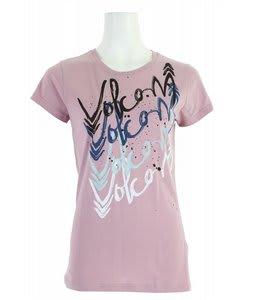 Volcom Cha Cha Cha Slim Crew T-Shirt