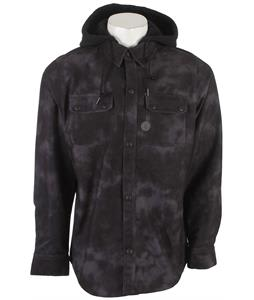 Volcom Chainsaw Flannel Jacket Grey