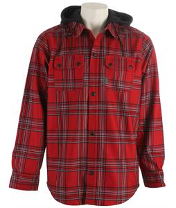 Volcom Chainsaw Flannel Jacket