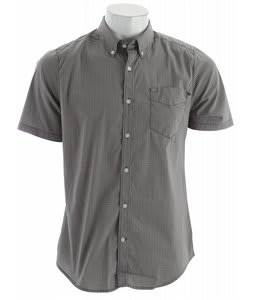 Volcom Checkout Shirt Pewter