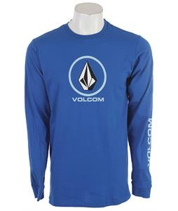 Volcom Circle Staple L/S T-Shirt
