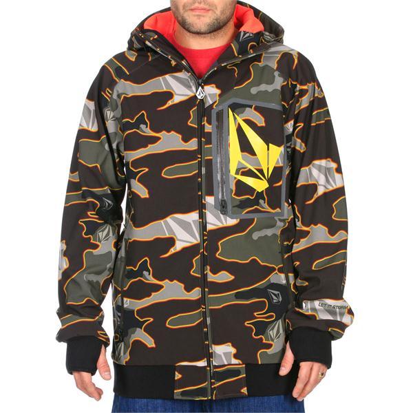 Volcom Claytons Softshell Snowboard Jacket