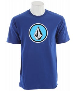 Volcom Cognito T-Shirt Bold Blue