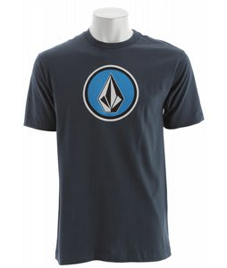 Volcom Cognito T-Shirt Teal Smoke