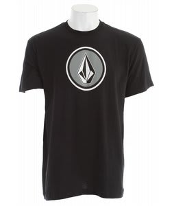 Volcom Cognito T-Shirt Black