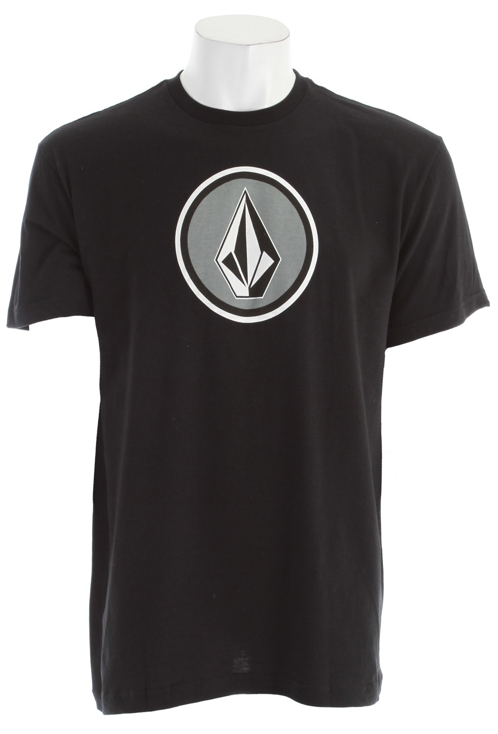 Shop for Volcom Cognito T-Shirt Black - Men's
