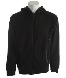 Volcom Collapse Zip Hoodie Black