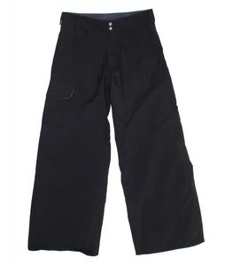 Volcom Command Insulated Snowboard Pants Black