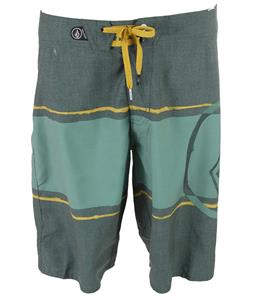 Volcom Commercial Dr. Boardshorts Jungle Green