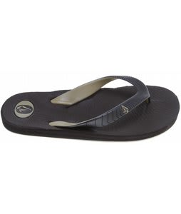 Volcom Concourse Creedlers Sandals Brown