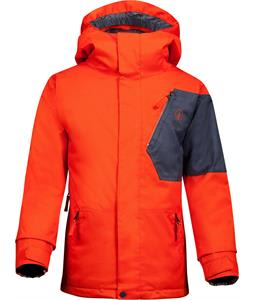 Volcom Conquer Ins Snowboard Jacket Orange