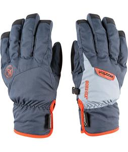 Volcom CP2 Pipe Gloves Charcoal