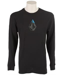 Volcom Cracked In Thermal Black