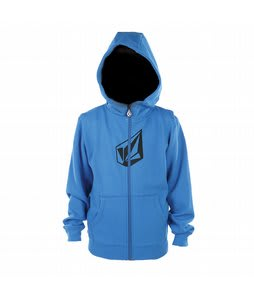 Volcom Cranuim Hydro Fleece Cyan