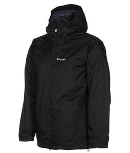Volcom Cross Stone Insulated Snowboard Jacket Black