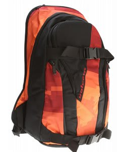Volcom Crustaceous Surf Backpack Red Combo