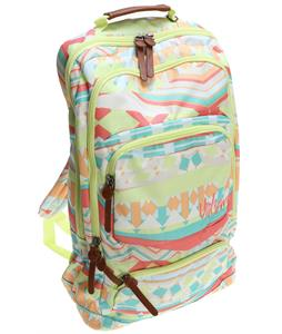 Volcom Deluxe Laptop Poly Backpack Mix 19L