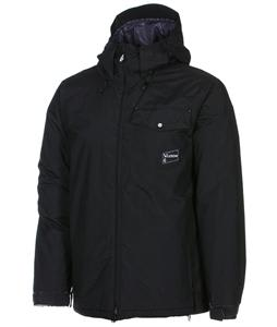 Volcom Discourse Insulated Snowboard Jacket Black