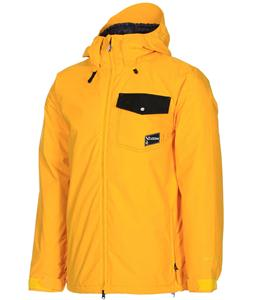 Volcom Discourse Insulated Snowboard Jacket Sun
