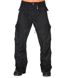 Volcom Dose Snowboard Pants Black