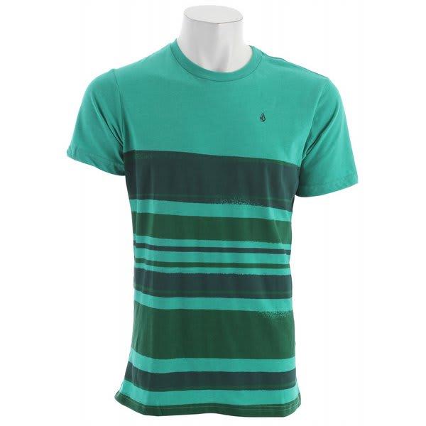 Volcom Drab Stripe T-Shirt
