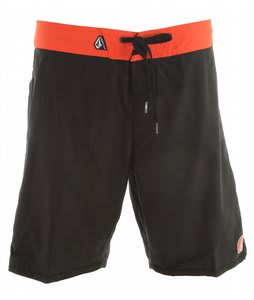 Volcom Dredge Boardshorts Black