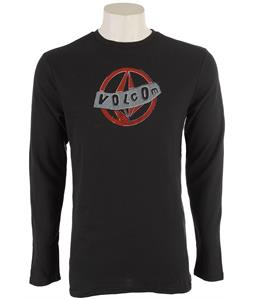 Volcom Dunkel Thermal Black