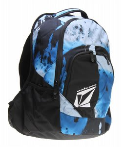 Volcom E2 Backpack Blue