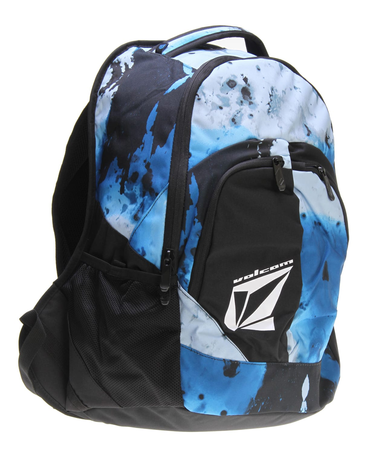 Shop for Volcom E2 Backpack Blue - Men's